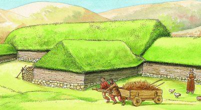 Izland eddig ismert legkorábbi viking települése