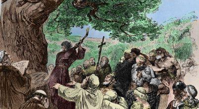 Római Szent Bonifác, a vértanú misszionárius