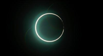 Napfogyatkozás a csillagászati nyár legelején