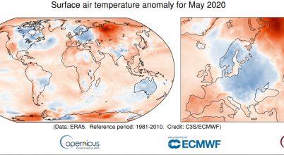 Szibériában 10 fokkal melegebb volt a május az átlagnál