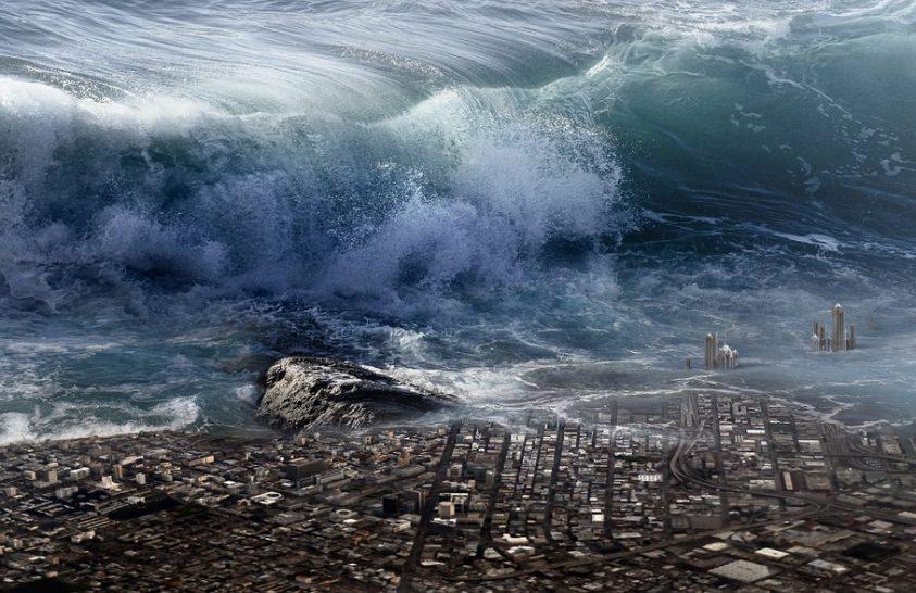 Jelentős lehet a cunamiveszély Írország egyes partszakaszain