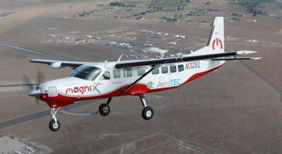 Teljesen elektromos meghajtású repülőgépet teszteltek sikeresen