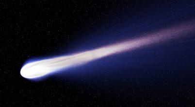 Rekorder üstököst találtak