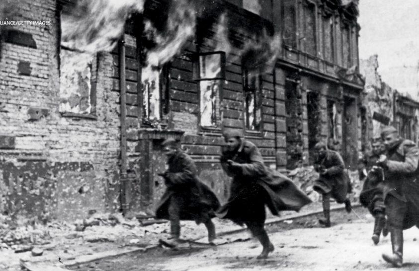 A második világháború utolsó arcai