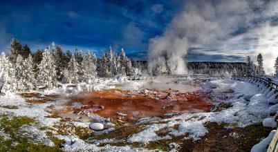 Gyengül a Yellowstone-t tápláló köpenycsóva