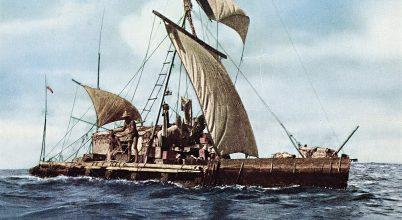 Mégis igaza lehet Heyerdahlnak?