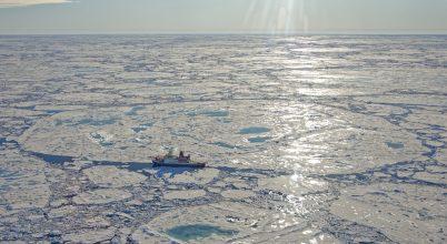 Történelmi mélyponton a tengerjég nyári kiterjedése