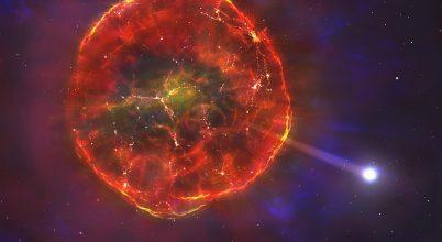 Ez a csillag túlélhette a szupernóva-robbanást