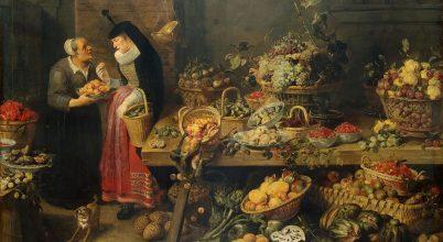 Régi festményeken vizsgálják élelmiszernövényeink változását