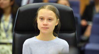 Greta Thunberg jótékony célra ajánlja fel egymillió eurós díját