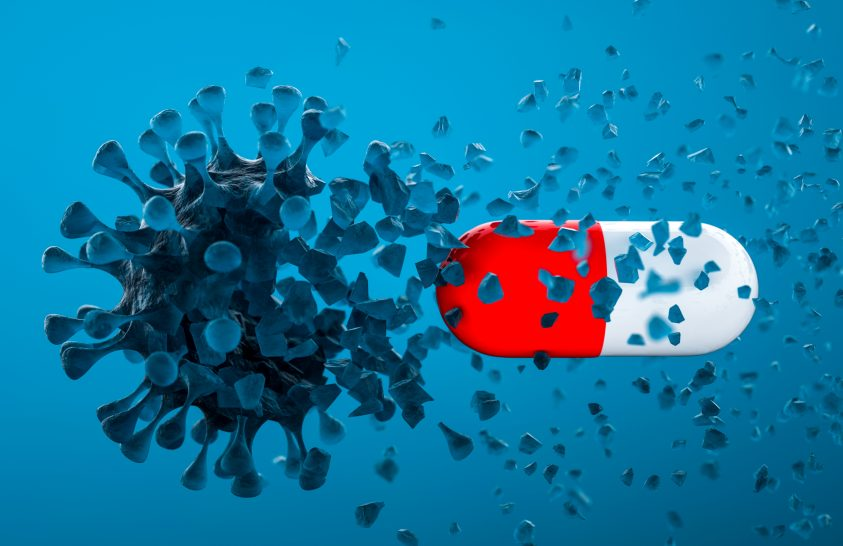 Lehetséges hatóanyag a koronavírus-fertőzés kezelésében