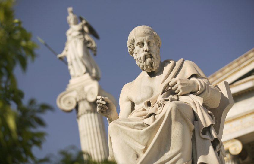 Igazolódott Platón hajdani feltevése