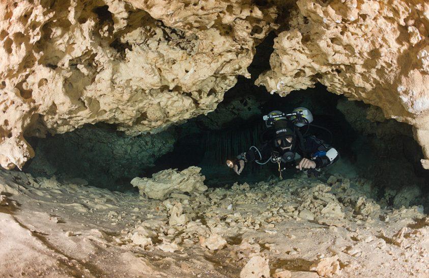 Egy ősi bányára bukkantak a tenger mélyén