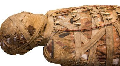 A sikító múmia haláláról