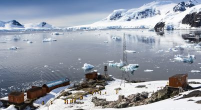 Alig van érintetlen terület az Antarktikán