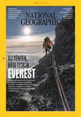 National Geographic 2020. júliusi címlap