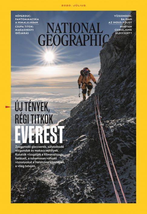 National Geographic Magazin - 2020. július