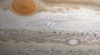 Új vihar alakult a Jupiter légkörében