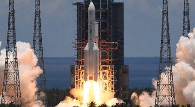 Kína is sikeresen elindította a Mars-szondáját