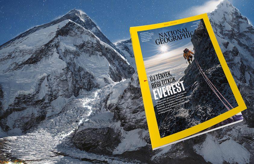 Megjelent a National Geographic 2020. júliusi száma!
