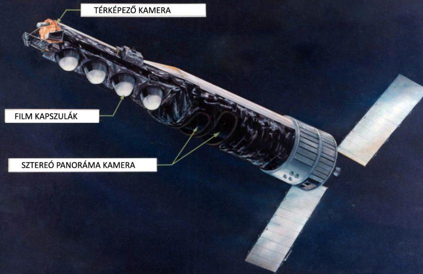 Öt dolog, amit a kémműholdak elárultak a Földről