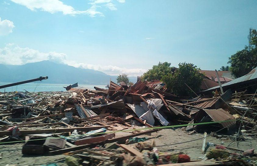 A közösségi média segítette egy cunami vizsgálatát