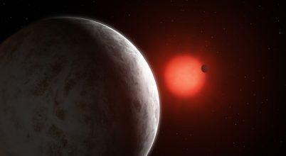 Izgalmas bolygórendszert találtak a szomszédban