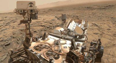 Curiosity: nyolc éve a Marson