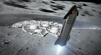 Először reptették meg a Starship új prototípusát