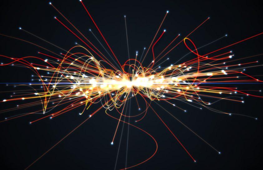 Kísérleti bizonyíték a Higgs-bozon két müonra való bomlásáról