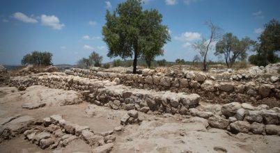 Jahvét ábrázoló ókori szobrocskát találhattak