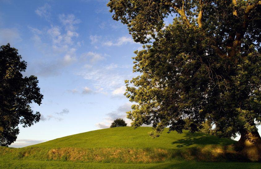 Ősi templomokra bukkantak az észak-ír Navan-erődben