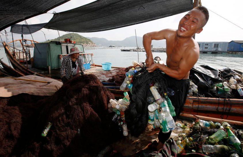 A gyűjtés nem ad hatékon megoldást az óceánokban úszó műanyag problémájára