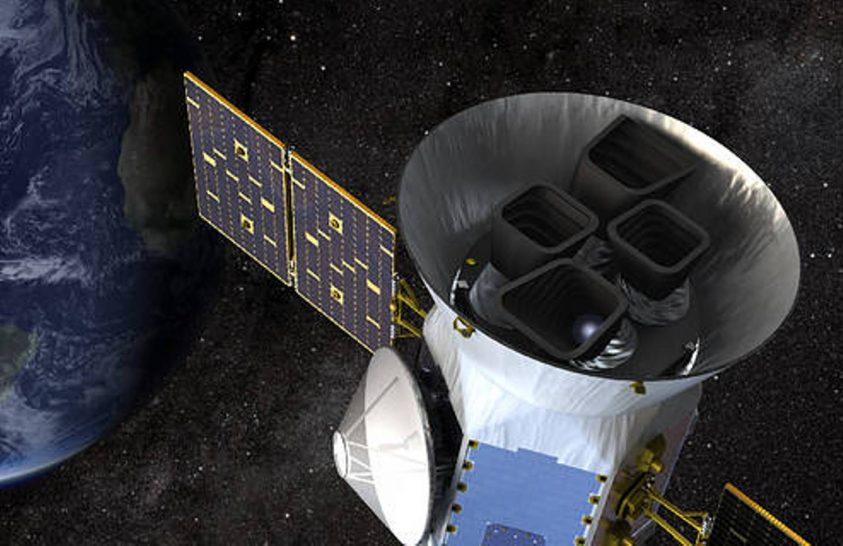 Befejezte fő küldetését a TESS űrtávcső