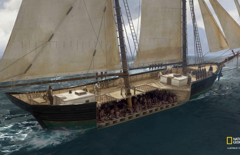 Az utolsó rabszolgahajó