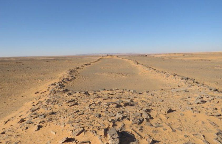 Ősi kőstruktúrákat találtak az Arab-félszigeten