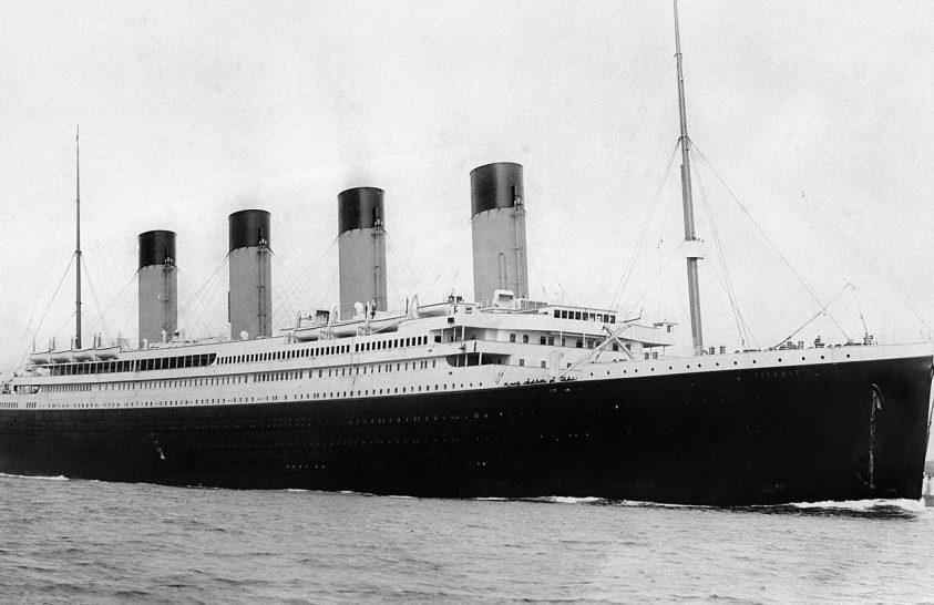 Sarki fény árulkodik a Titanic tragédiájáról