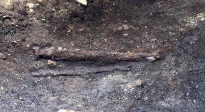 Balkezes viking harcos sírjára bukkantak Norvégiában