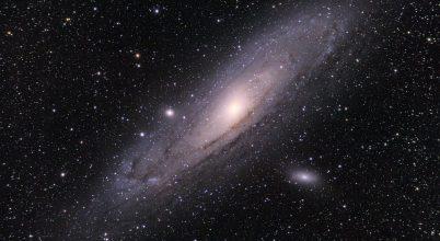 A nap képe: Androméda galaxis
