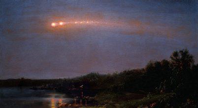 Földsúroló meteor száguldott át Nyugat-Európa egén