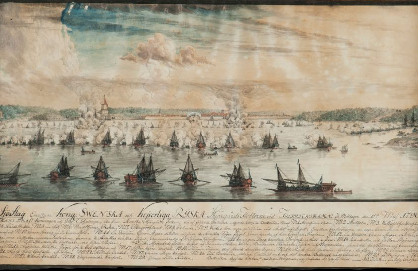 400 éves hajóroncsot találtak a Balti-tengerben