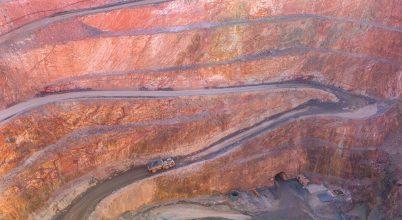 Bányászok találtak rá egy ősi becsapódási kráterre