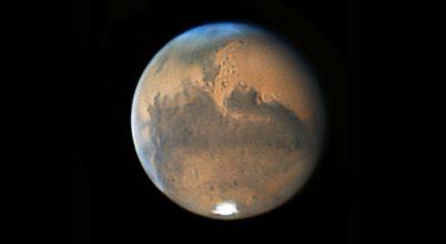 2020. szeptember asztrofotója: Földközelben a Mars!