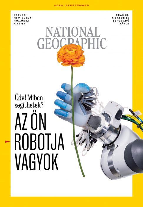 National Geographic Magazin - 2020. szeptember