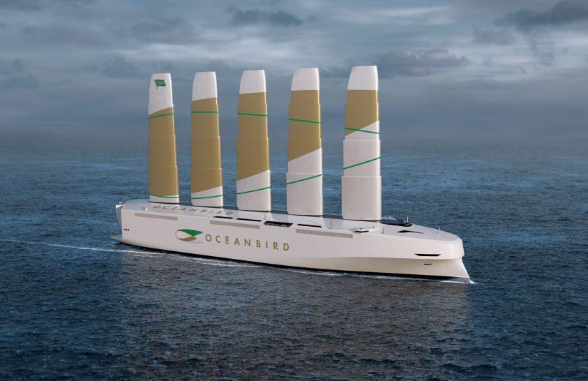Szélmeghajtású teherhajó készül