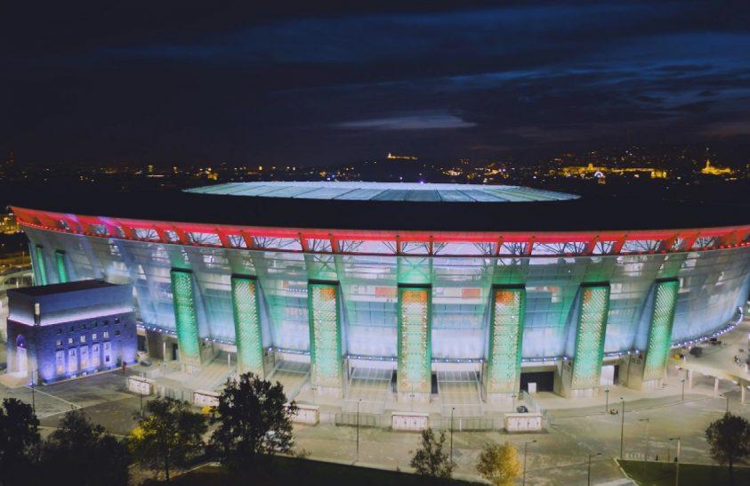 Európa lenyűgöző stadionjai