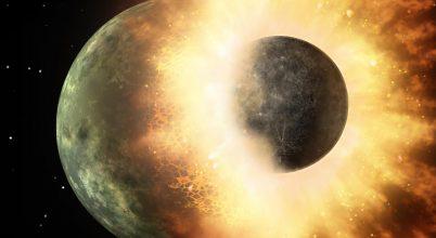 Újabb bizonyíték a Hold keletkezésének elméletére