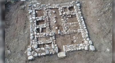Ókori erődre bukkantak Izraelben