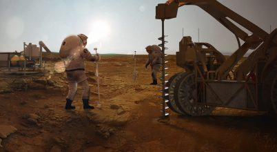 Lehet élet a Mars mélyén?