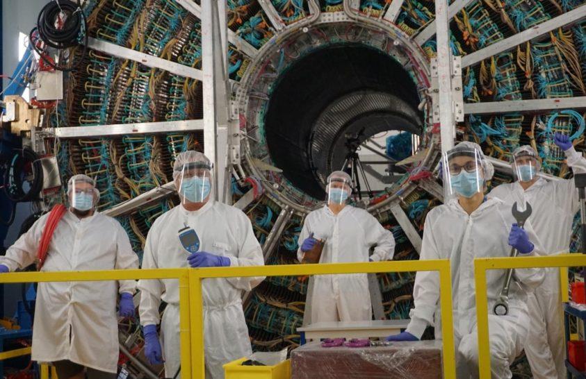 Magyar kutatók részvételével készült a CERN ALICE új nyomkövető detektora
